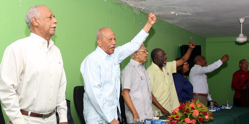 Photo of Llaman unidad fuerzas progresistas en 49 aniversario fundación de Línea Roja 1J4