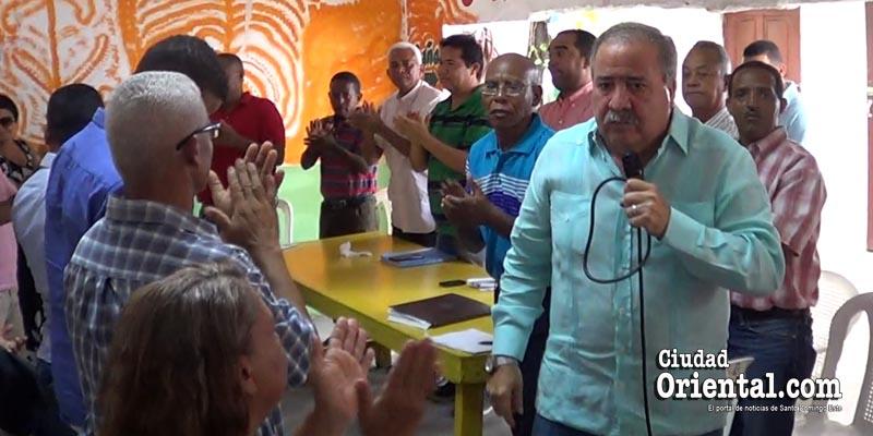 Photo of Tonty Rutinel desconoce reestructuración PRD en SDE + Vídeo