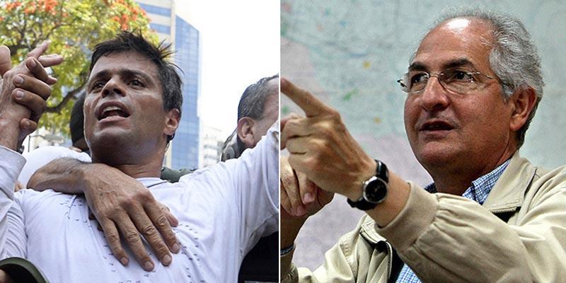Photo of Por estos motivos regresaron a prisión a dos líderes opositores venezolanos