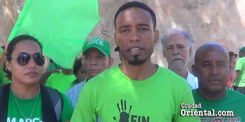Photo of Colectivo Marcha Verde anuncia someterá penalmente al presidente Medina + Vídeo