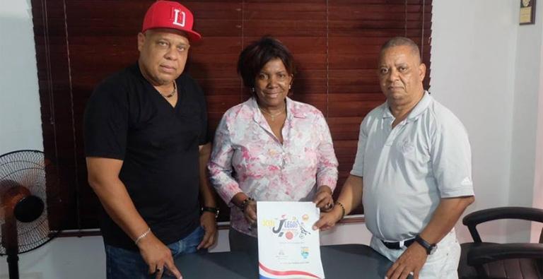 Photo of Anuncian preparativos de los XIII Juegos de Los Mina