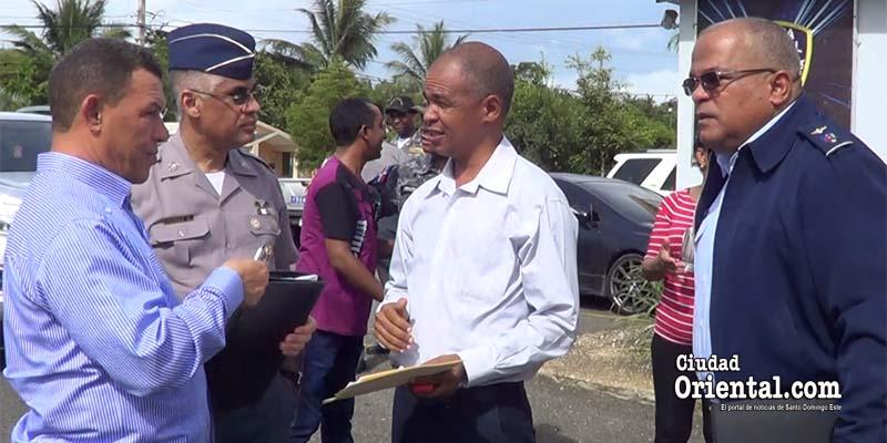 Photo of Estos son los responsables de investigar el tiroteo en el que fue asesinado un teniente de la FARD en SDE + Fotos