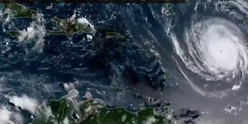 """Photo of Como un """"monstruo"""" huracán Irma atacará R. Dominicana"""