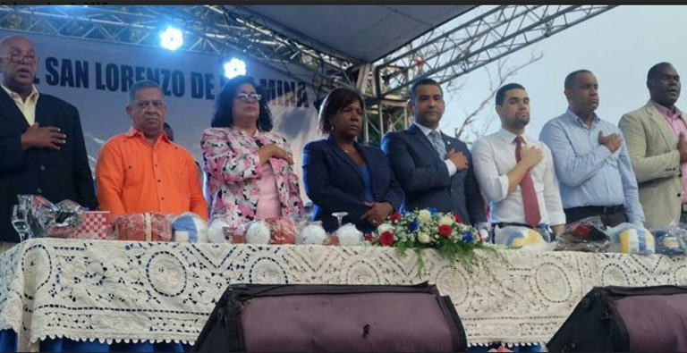 Photo of Inauguran XIII Juegos de Los Mina