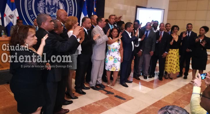 Photo of SNTP juramenta nueva Directiva Nacional 2017-2019 +Video