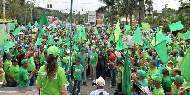 Photo of Marcha Verde denuncia delincuentes y asesinos participan impunemente en dirección del Estado