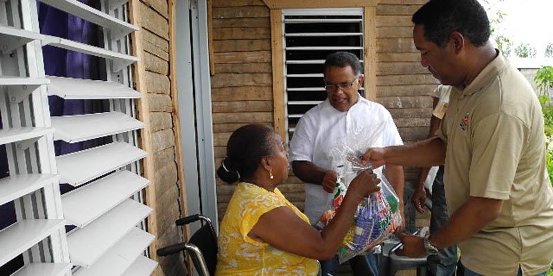 Photo of Gobierno habilitará Comedor en San José de Los Llanos de SPM