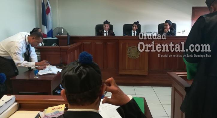 Photo of Tribunal libera cuatro hombres imputaban Asociación de Malhechores y Homicidio en Villa Mella