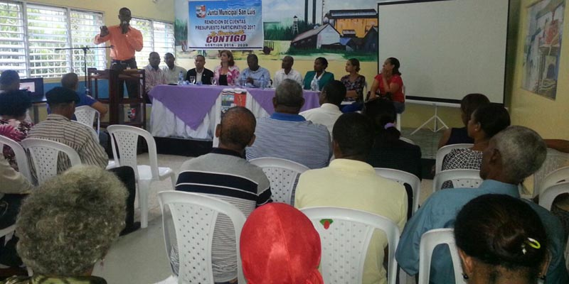 Photo of Junta Municipal San Luis realiza asamblea comunitaria