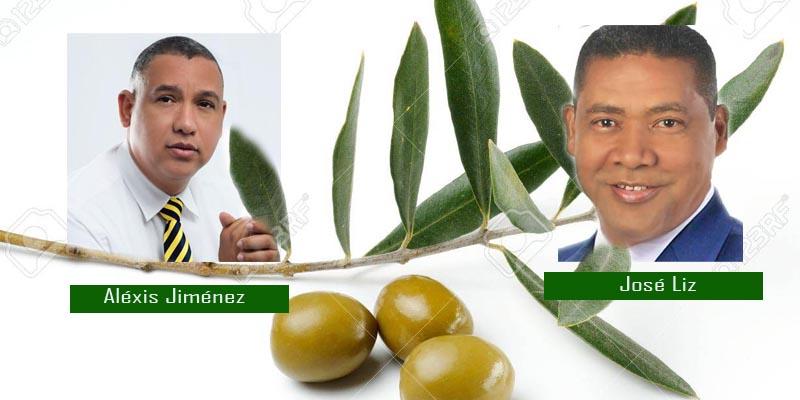 Aléxis Jiménez tiende ramo de olivo a José Liz