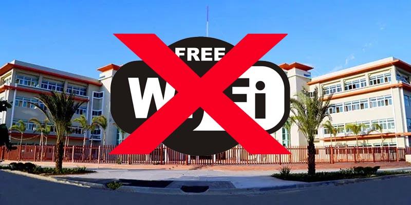 Photo of El ASDE elimina el internet gratis en el Palacio Municipal y su entorno