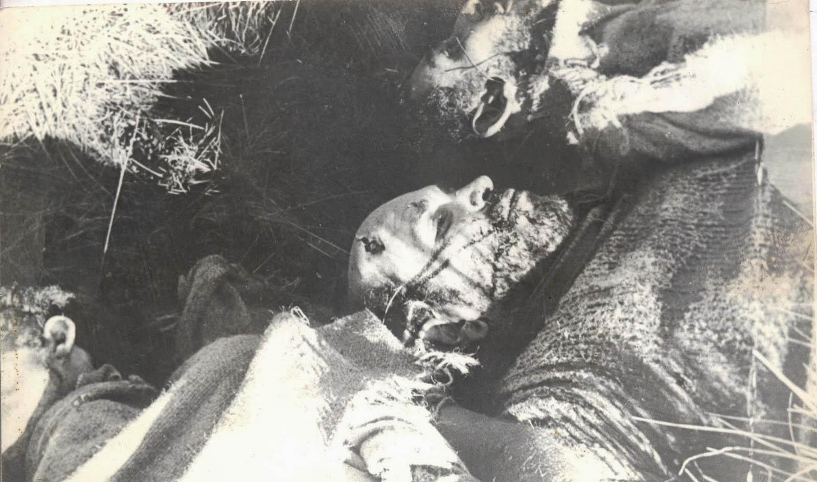 Caamaño y dos de sus compañeros de guerrilla ejecutados por las tropas del gobierno de Balaguer