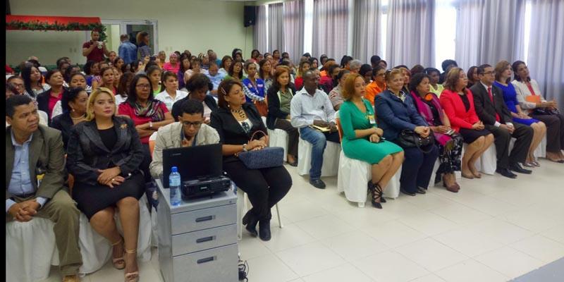A la actividad solo asistió una ragidora, de una matrícula de 33 concejales que posee el ASDE