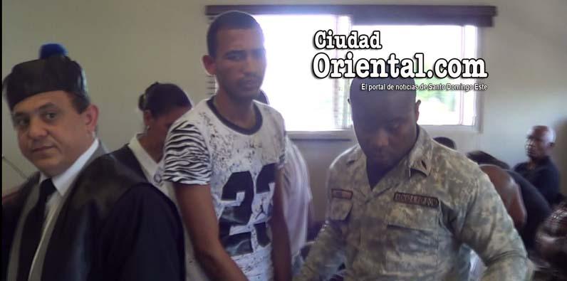 Photo of Condenado a 10 años hombre asalto mayor PN en Los Alcarrizos +Video