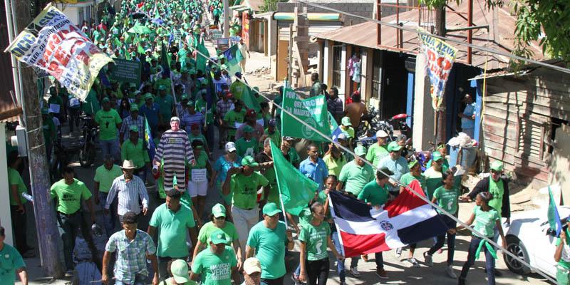 Marcha Verde de Mao