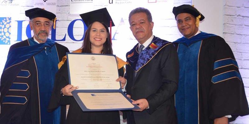 Photo of IGLOBAL entrega nuevos profesionales de maestrías en VI Graduación Ordinaria
