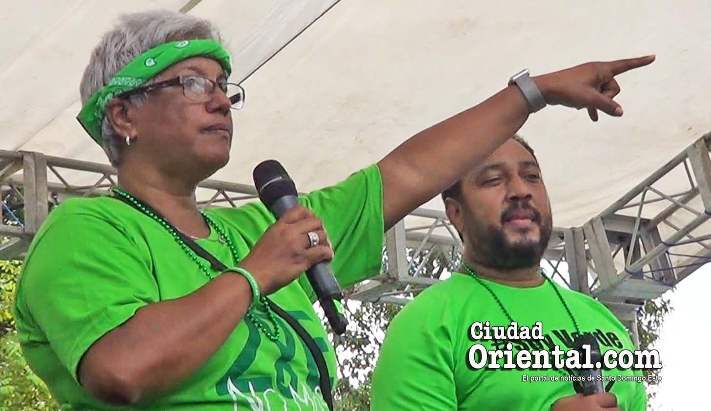 """Photo of Altagracia Salazar: el de Danilo Medina es """"un gobierno de ladrones"""" + Vídeo"""