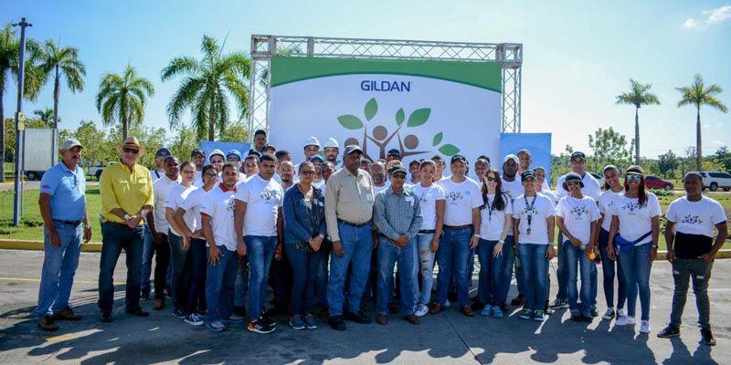 Photo of Más de 6,500 plantas sembradas por Gildan en el 2017