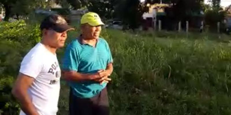 Photo of Moradores de Lucerna reclaman al Alcalde Alfredo Martínez cumplir promesa de campaña