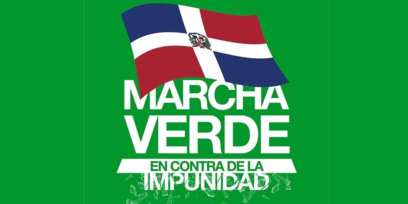 """Photo of """"Verdes"""" de SDE se reunirán a las 8.00 am en El Farolito; de ahí al Palacio Nacional"""