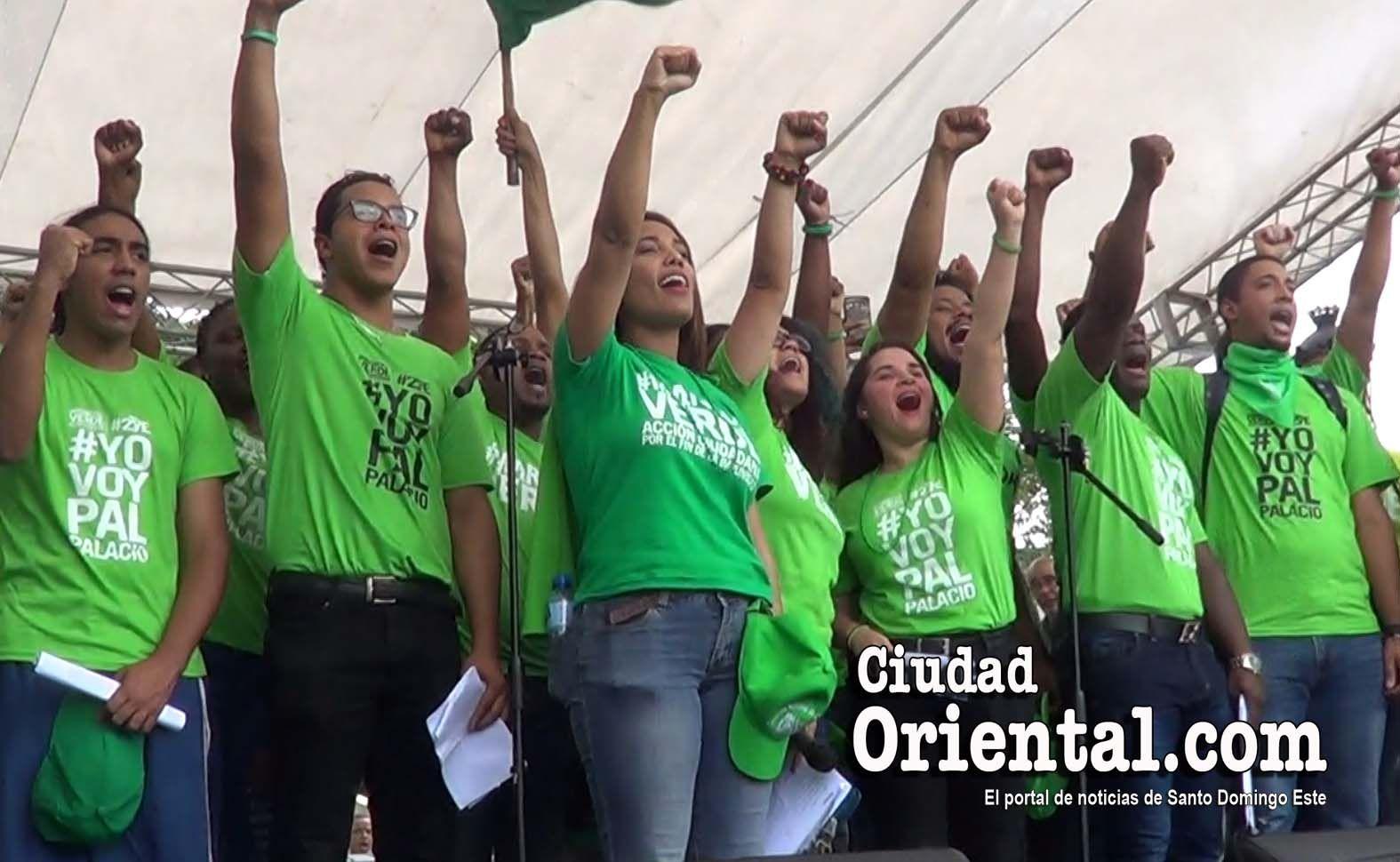 Photo of Marcha Verde anuncia va rumbo a la huelga nacional + Vídeos
