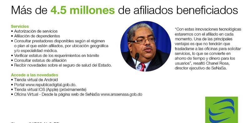 Photo of SeNaSa lanza APP para acercar servicios a ciudadanos