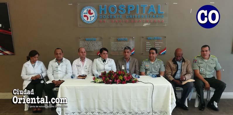 Photo of Hospital Darío Contreras y DIGSETT lanzan campaña prevención accidentes