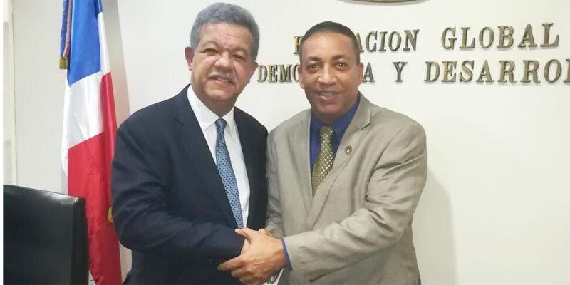 Photo of Confirmado: César Fortuna abraza la causa de Leonel Fernández