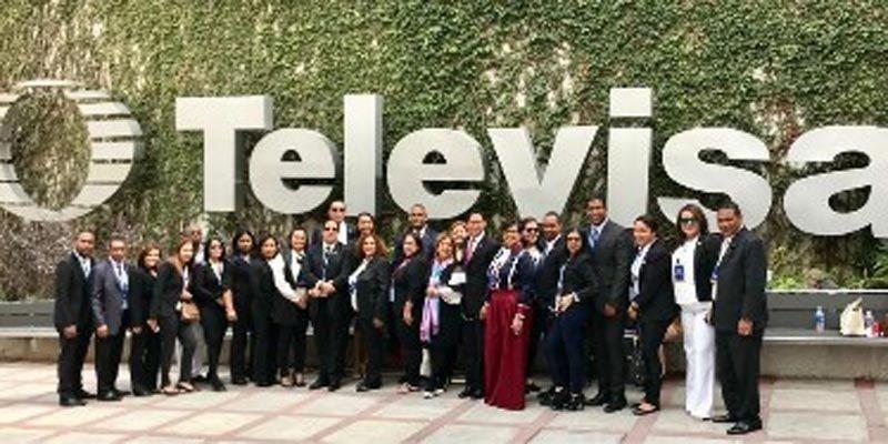Photo of RD presente en la Cumbre Mundial de Comunicación Política en México