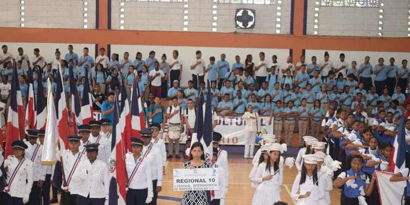 Photo of Regional 10 de Educación realiza Festival de Marchas Escolares