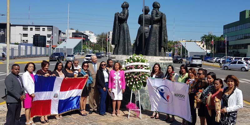 Photo of ASODORE reconoce mujeres municipalistas y rinde homenaje a las hermanas Mirabal