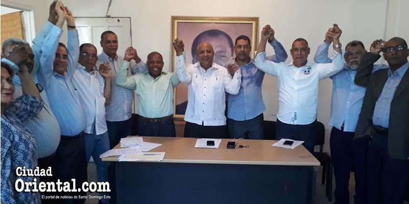 Photo of Principales candidatos PRM en SDE se comprometen a respetar resultados convención + Vídeo