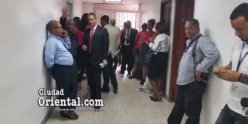 Photo of Los encargados de la Unidad de Auditoría Interna de la OMSA son llamados por la Fiscal Olga Diná