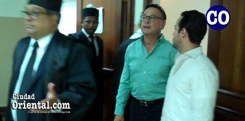 Photo of Tribunal rechaza solicitud coerción real contra Pimentel Kareh y cuatro ex funcionarios OISOE