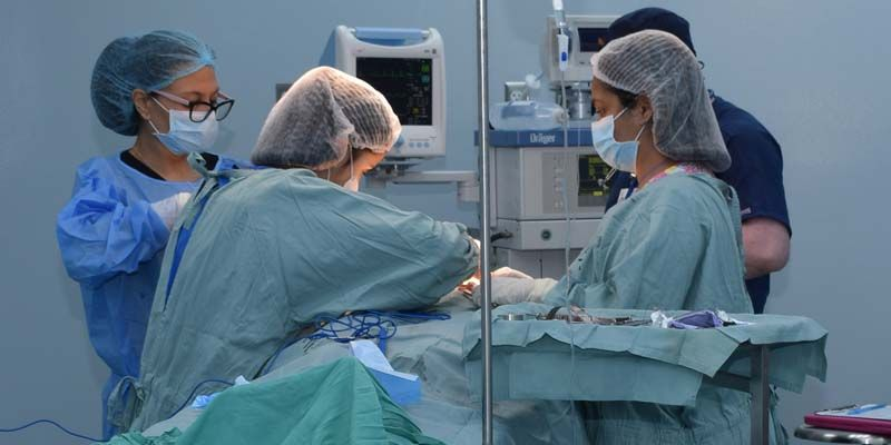 Photo of Plan Social beneficia 14 mujeres escasos recursos en jornada cirugía reducción y reconstrucción mamas