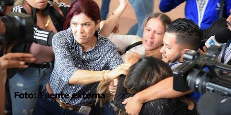 Photo of Imponen coerción contra tres golpearon periodista de CDN en Santiago