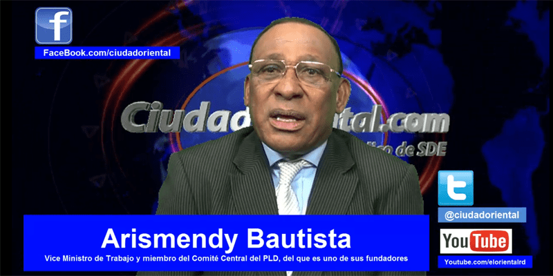 Photo of Arismendy Bautista convoca a la unidad de los peledeístas en SDE + Vídeo