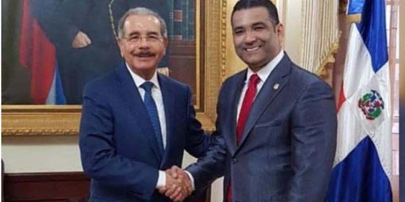 Photo of Diputado Luis Alberto Tejeda felicita al presidente Medina por establecer relaciones diplomáticas con China