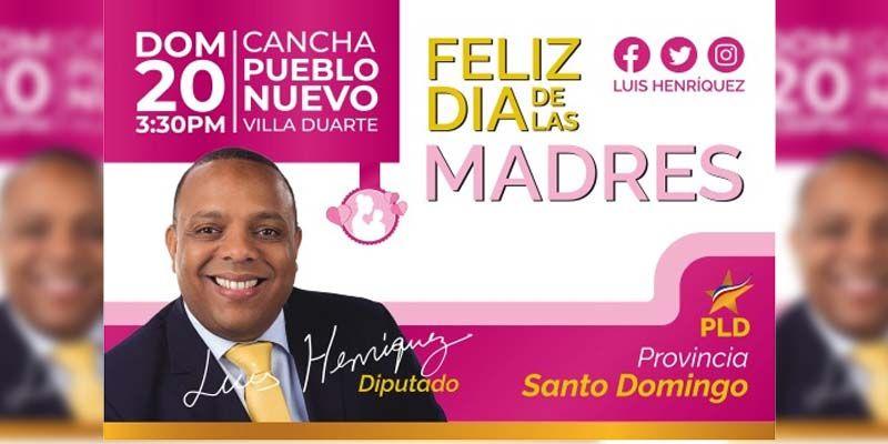 """Photo of """"El de Siempre"""", listo para celebrar el Día de las Madres en Pueblo Nuevo, Villa Duarte"""