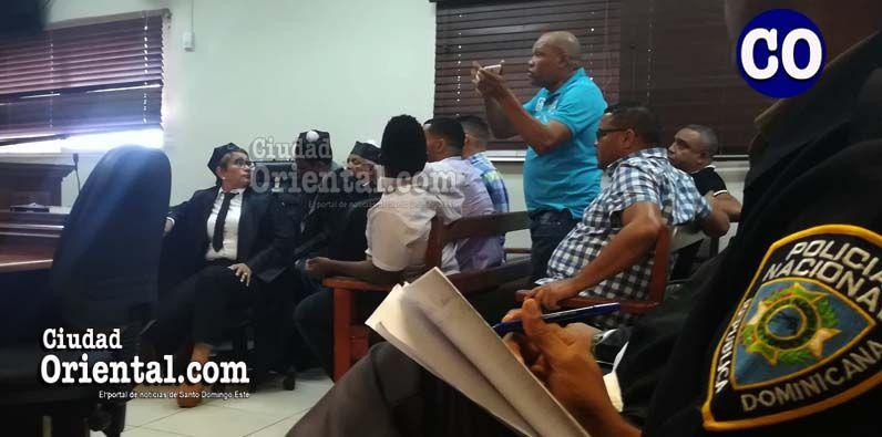 Los ex policías estaban acusados de Asociación de Malhechores y Robo con Violencia en Camino Público