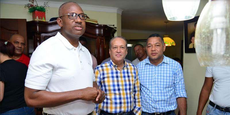 """Photo of Alfredo Martínez: """"Siempre he estado con Reinaldo Pared y estoy seguro de que es el próximo presidente de la República"""""""