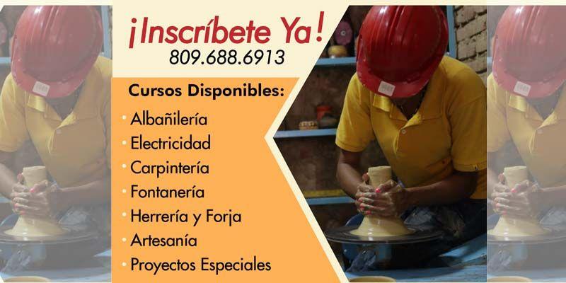 Photo of Inscripciones abiertas para formación gratuita en Escuela Taller de Santo Domingo