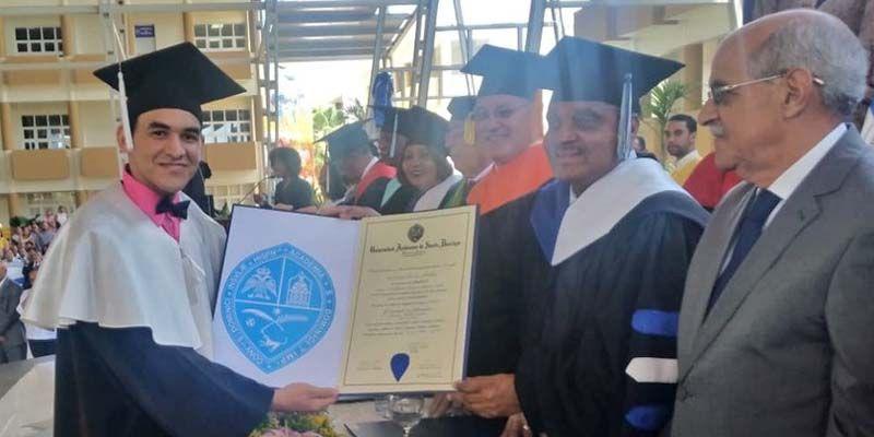 Photo of UASD graduó 350 nuevos profesionales de grado y 58 deñ cuarto nivel en Mao