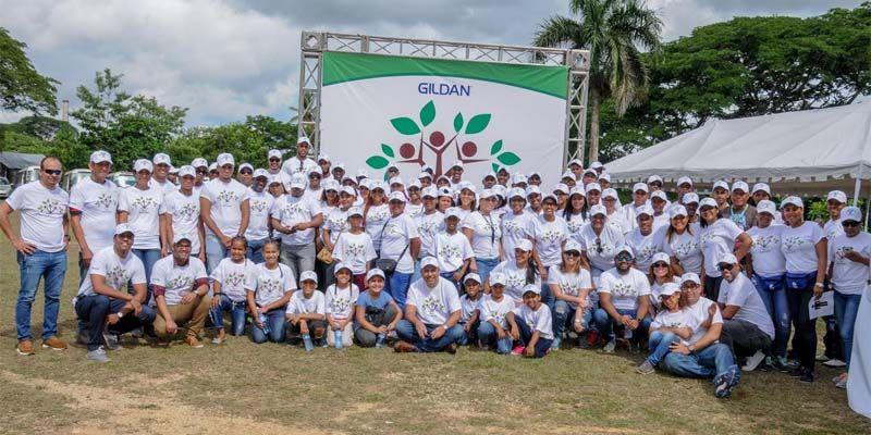 Photo of 4,000 plantas fueron sembradas por voluntarios de GILDAN en jornada de reforestación