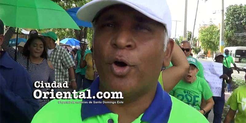 """Photo of Los """"luisistas"""" y Manuel Jiménez se unen en las luchas populares; los del H20 se aislan"""