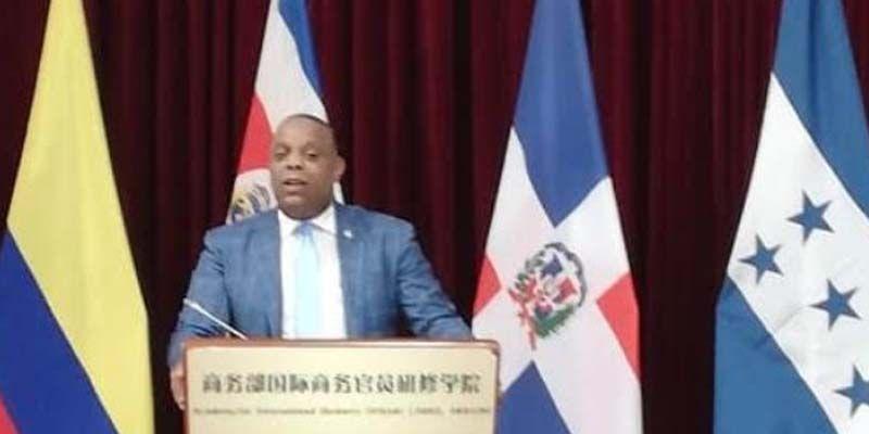 Photo of Diputado Luis Henríquez encabeza delegación dominicana en la República Popular de China