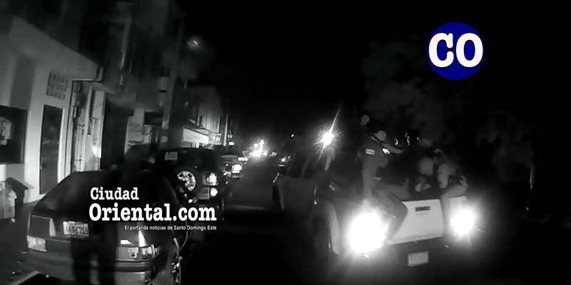 Photo of Masiva persecución nocturna al resto de la banda de asaltantes del banco Popular en SDE + Vídeo