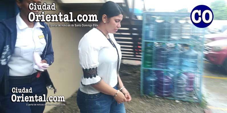 Photo of Condenada a 30 años colombiana ocuparon 8.24 kilos de heroína en el AILA