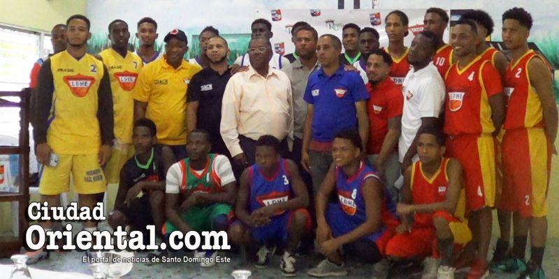 Photo of Arranca hoy el 2do. Torneo de Baloncesto U23 en el DM San Luis + Vídeo