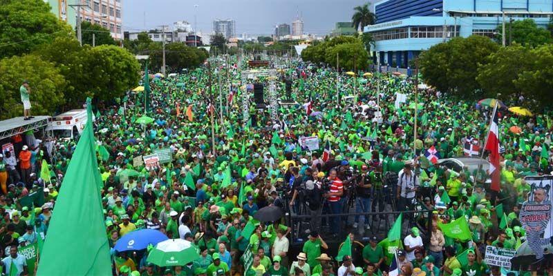 """Photo of Marcha Verde asume y propone """"Compromiso Ciudadano"""" por alcanzar el Fin de la Impunidad"""